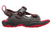 Keen Rock Iguana Sandals Children magnet/racing red